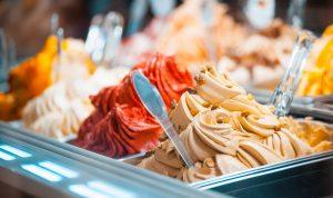 Produzione arredo gelaterie Verona